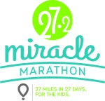 #miraclemarathon the marathon we can all do