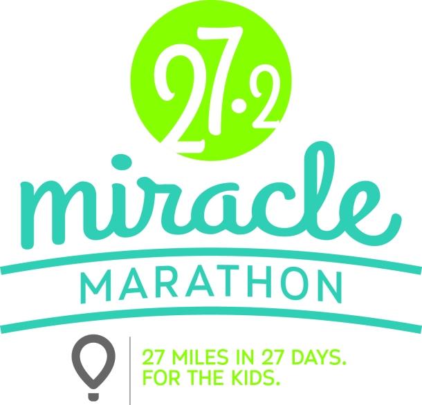 #miraclemarathon the marathon we can all do