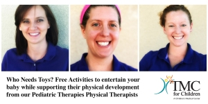 Images of Pediatric Physical Therapists