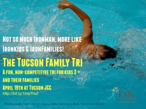 Tucson Family triathalon