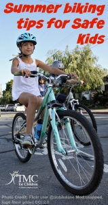 safe biking for kids