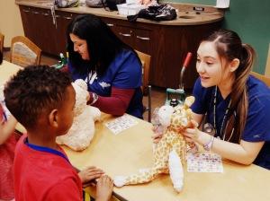 Teddy Bear Clinic #ChildLife