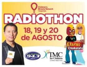TMC-900 Spanish Radiothon 2016 Flyer